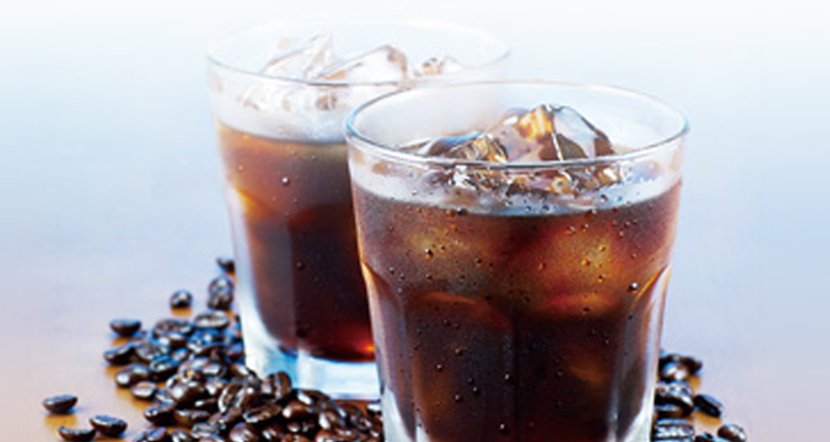 夏もコーヒースタイル