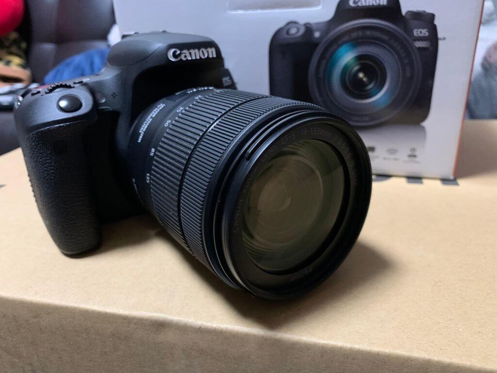 一眼レフカメラcanon9000dを選んだ3つの理由